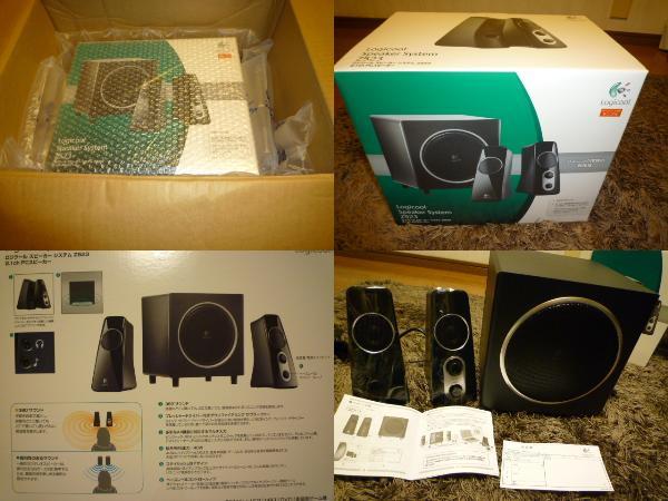 Logicool Speaker Sysytem Z523 ロジクール360°サウンドスピーカー