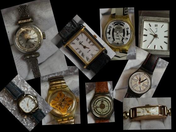 時計を売る